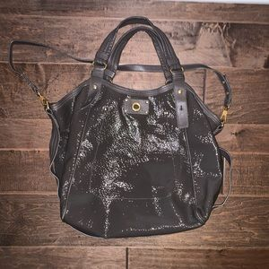 Marc Jacobs patent leather purse